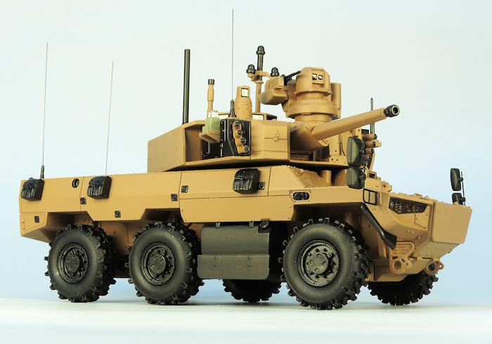 Engin Blindé de Reconnaissance et de Combat Jaguar