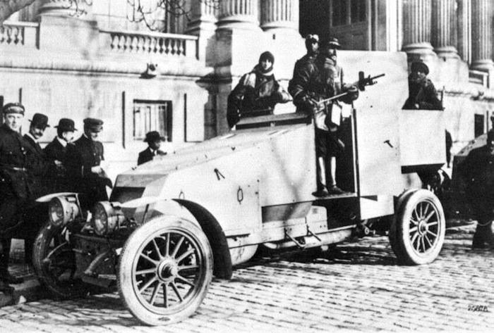Miniature Renault ED 1914