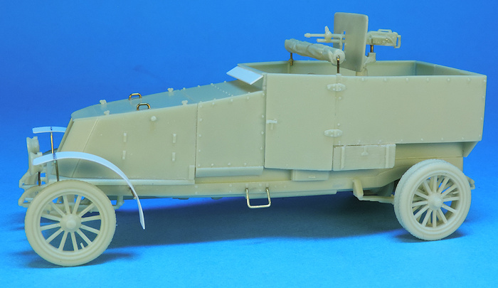 Maquette Renault type ED de 1914