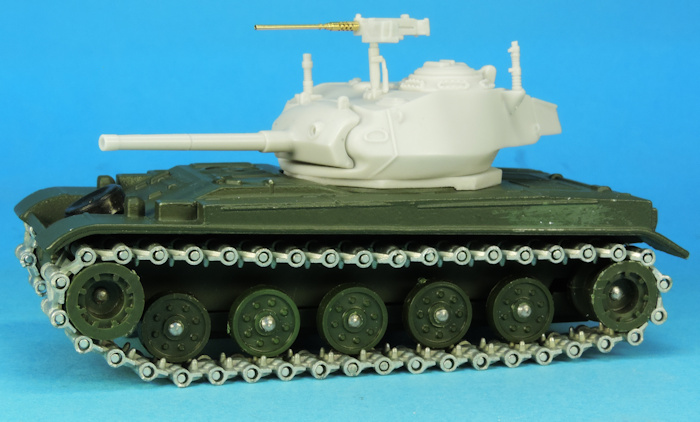AMX 13 Solido avec kit Gaso.line