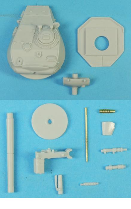Kit Gaso.line pour convertir un AMX 13 Solido