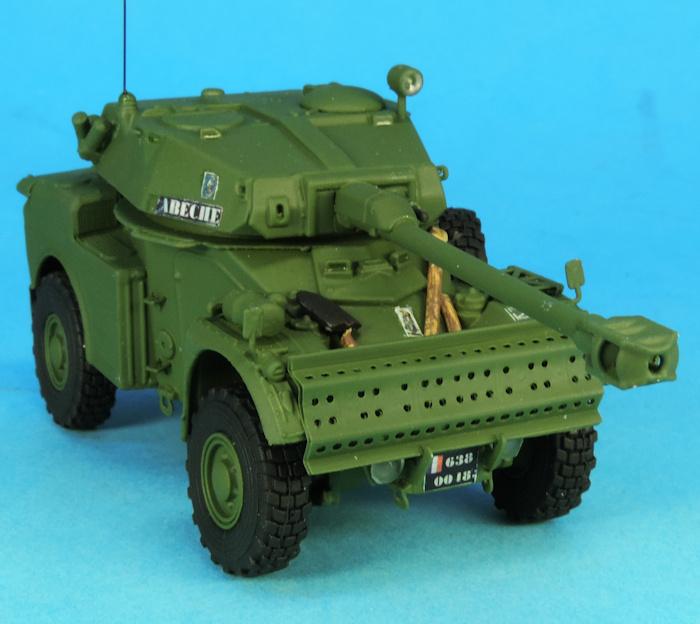 maquette AML 90 panhard
