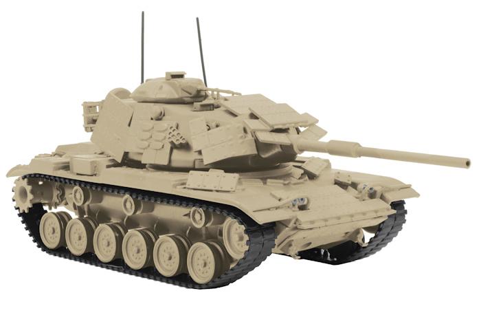 miniature Solido char M60