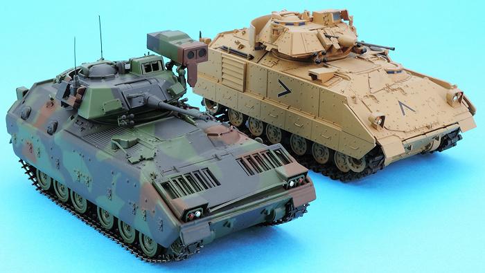 Armor Series 1/48 Scale armor diecast