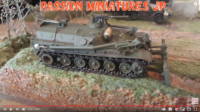 Solido AMX 13 VCG genie