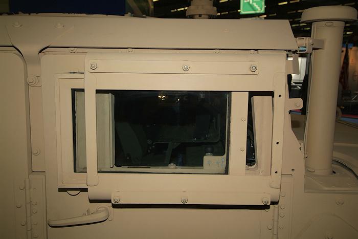AM GENERAL M1151 HUMVEE