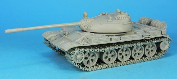 Char Solido T-55 en kit
