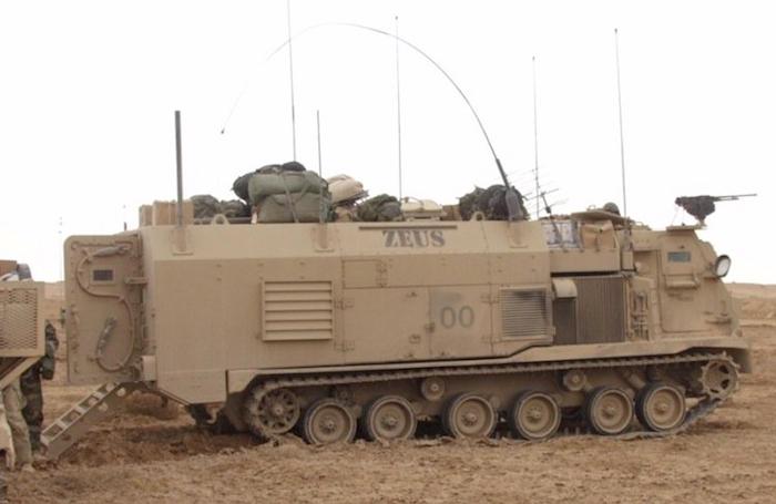 M4 C2V Command & Control Vehicle