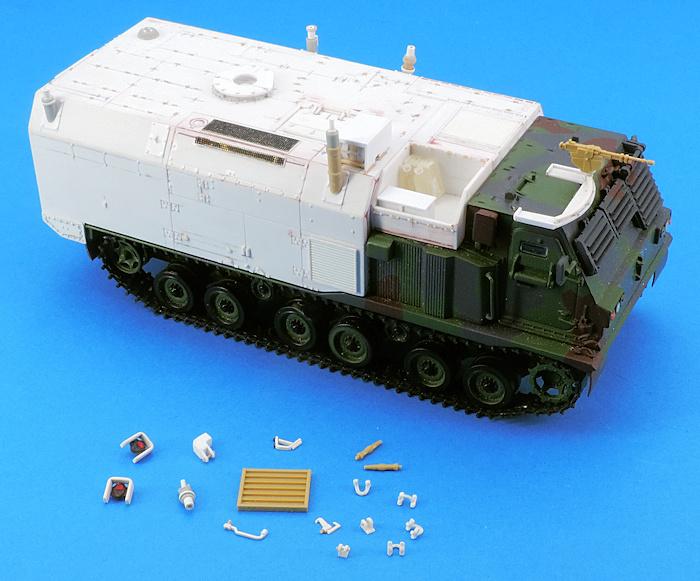 Solido MLRS conversion C2V