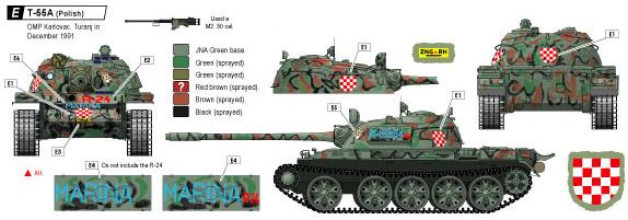 star decals char T-55